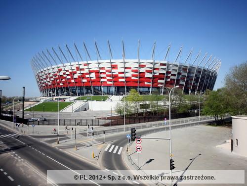 Startują grupowe wycieczki po Stadionie Narodowym w Warszawie ...