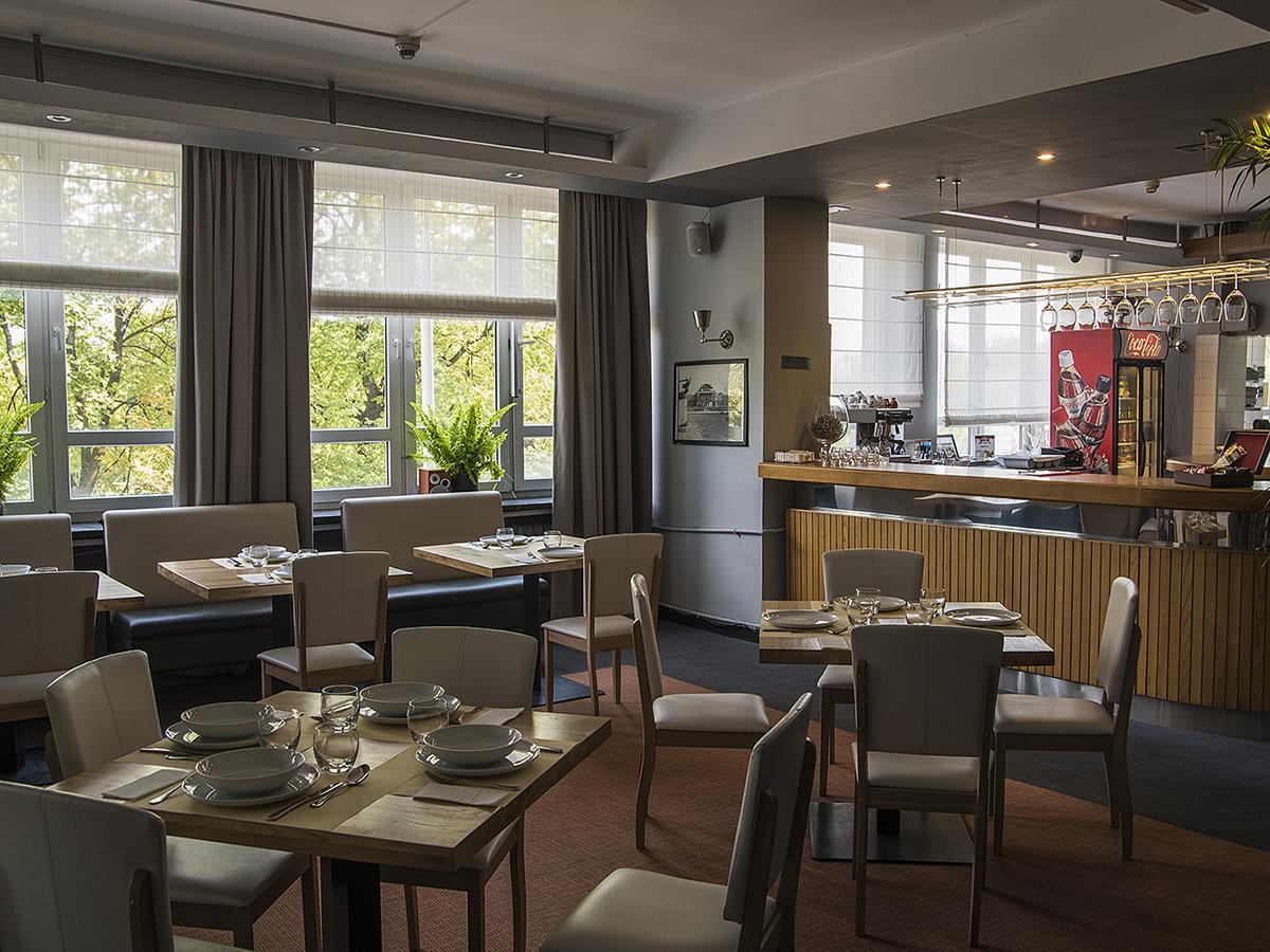 Restauracja w Hotelu Logos Warszawa